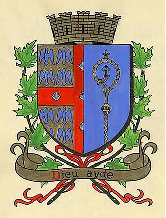 Laval-Ouest - Image: Coat of Arms Laval West