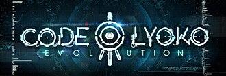 Code Lyoko: Evolution - Image: Code Lyoko Evolution logo