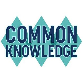 Common Knowledge (game show) - Image: Common Knowledge Logo