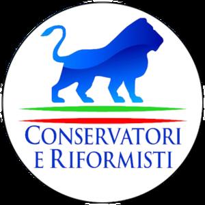Conservatives and Reformists (Italy) - Image: Conservatori e Riformisti