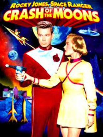 Crash of the Moons - DVD cover