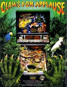 Creature From the Black Lagoon Pinball Flyer.png