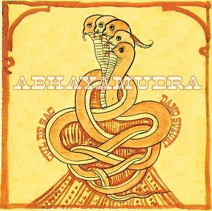 Abhayamudra (album) - Image: Cul de Sac and Damo Suzuki Abhayamudra