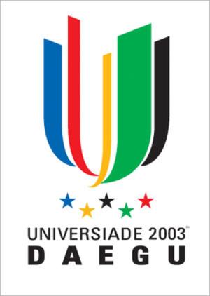 2003 Summer Universiade - Image: Daegu 2003logo