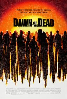 <i>Dawn of the Dead</i> (2004 film) 2004 film by Zack Snyder