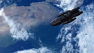 Daybreak (Battlestar Galactica) - Image: Daybreak Part 2