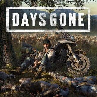 Days Gone - Image: Days Gone cover art