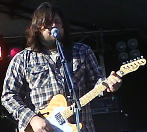 Soundwave (Australian music festival) - The Dear Hunter vocalist Casey Crescenzo performing at Soundwave in Melbourne 2008.