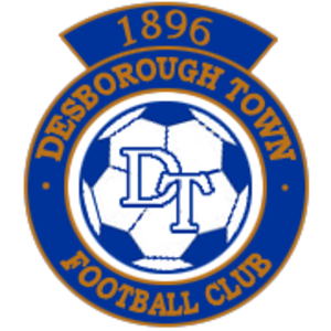 Desborough Town F.C. - Image: Desborough Town F.C. logo