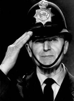 Dixon of Dock Green - Jack Warner as Constable George Dixon
