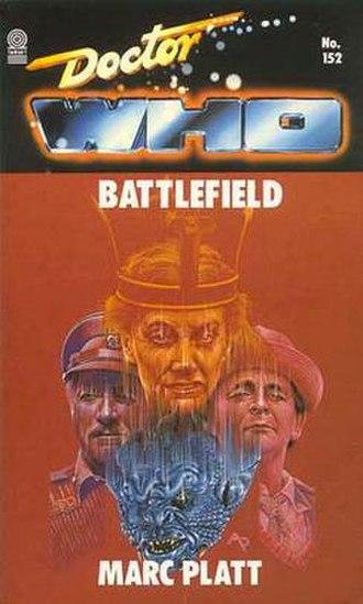 Battlefield (Doctor Who) - Image: Doctor Who Battlefield