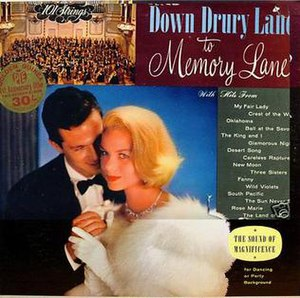 Down Drury Lane to Memory Lane - Image: Down Drury Lane to Memory Lane