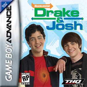 Drake & Josh (video game) - Image: Drake & Josh Coverart