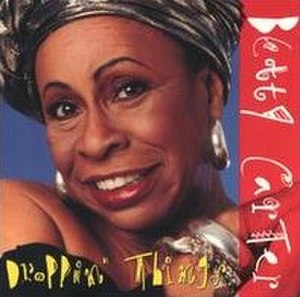 Droppin' Things - Image: Droppin Things Betty Carter
