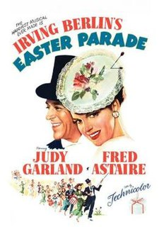 <i>Easter Parade</i> (film) 1948 film by Charles Walters