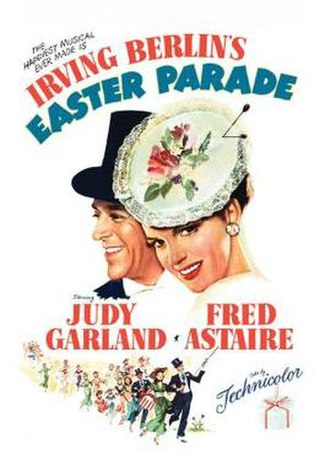 Easter Parade (film) - Theatrical release poster