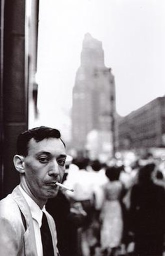 Ed Feingersh - Ed Feingersh photographed by ©Julia Scully in NYC, 1952