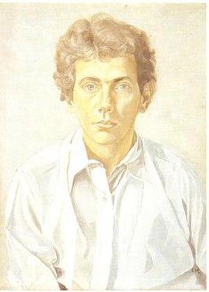 Edward McGuire (painter) - Edward McGuire, Self-portrait, 1954