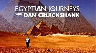 Egyptian Journeys with Dan Cruickshank - Image: Egyptian Journeys with Dan Cruickshank