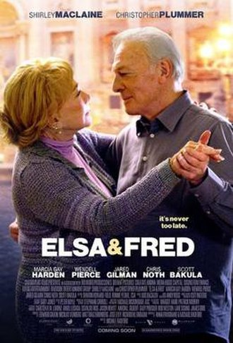 Elsa & Fred (2014 film) - Image: Elsa and Fred