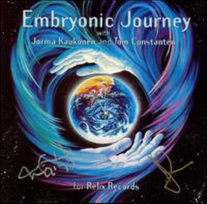 Embryonic Journey (instrumental) - ''Embryonic Journey'' album, Relix 1994