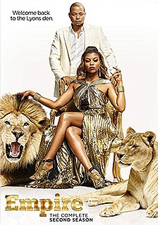 <i>Empire</i> (season 2)
