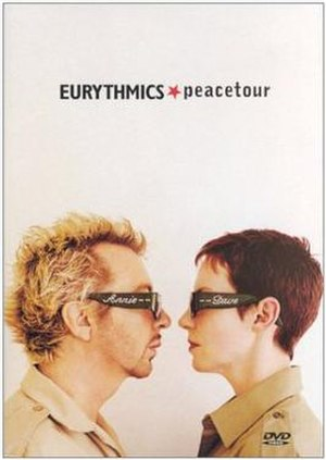 Peacetour (Eurythmics video) - Image: Eurythmics Peacetour