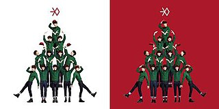 <i>Miracles in December</i> 2013 EP by Exo