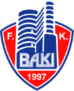Logo of FK Baku