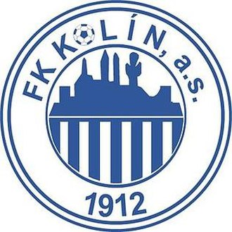 FK Kolín - Image: FK Kolín logo