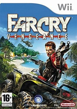 Far Cry Vengeance - Box Front.jpg