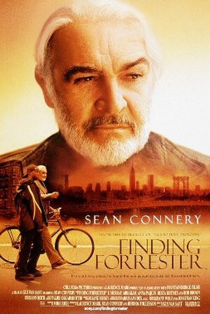 Finding Forrester - Theatrical release poster