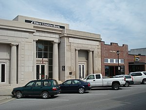 First Citizens BancShares - First Citizens Bank in Beaufort, North Carolina