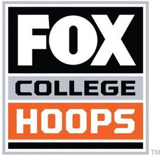 Fox College Hoops - Image: Fox College Hoops TV program logo