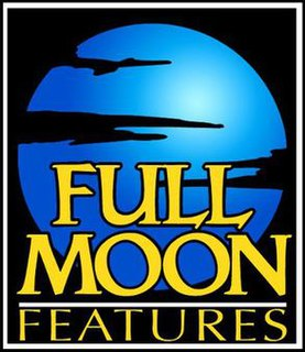 Full Moon Features American motion picture company