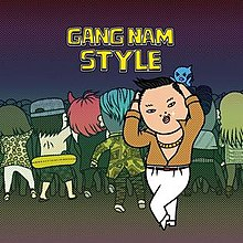 'Gangnam Style' Video breaks Guinness World Record