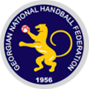 Georgia national handball team - Image: Georgian national handball federation