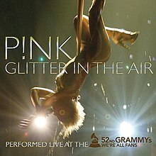 Cover art for the live version at the 52nd Grammy Awards