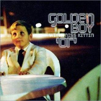 Or (album) - Image: Golden Boy Miss Kittin Or