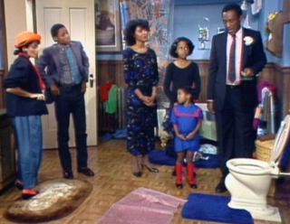 Goodbye Mr. Fish 2nd episode of the first season of The Cosby Show