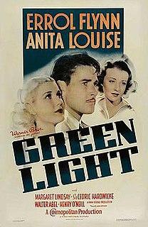 <i>Green Light</i> (1937 film) 1937 film by Frank Borzage