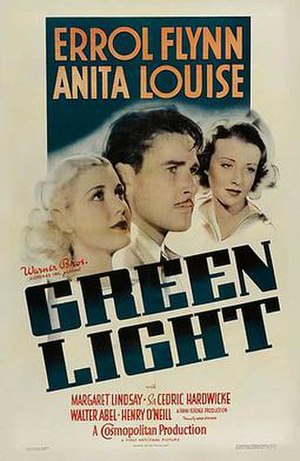 Green Light (1937 film) - movie poster