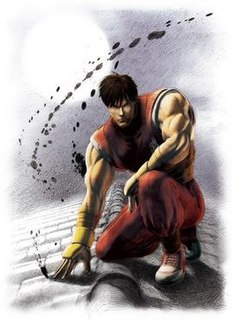 Guy (<i>Final Fight</i>) video game character