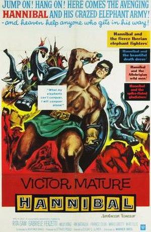 Hannibal (1959 film) - Image: Hannibal (1959 film)