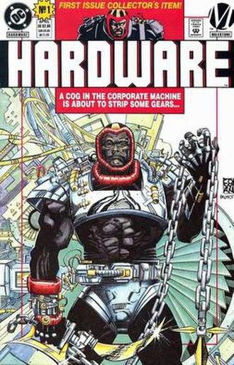 Hardware (comics) - Image: Hardware M0