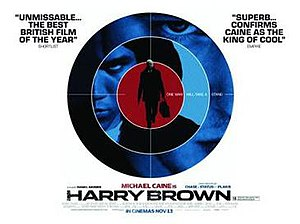 Harry Brown (film) - Image: Harry Brown poster