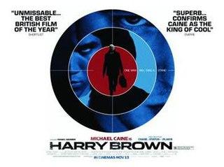 <i>Harry Brown</i> (film) 2009 film by Daniel Barber