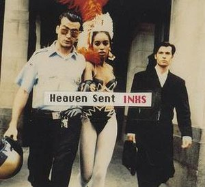Heaven Sent (INXS song) - Image: Heaven Sent (INXS Song)