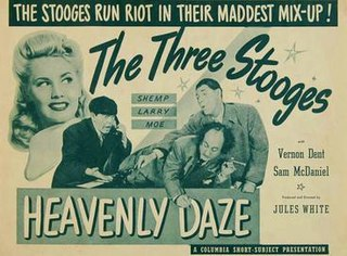 <i>Heavenly Daze</i> 1948 film by Jules White
