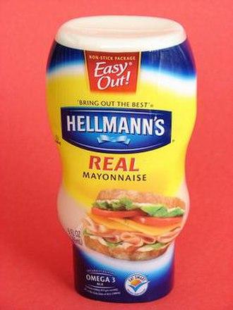 Hellmann's and Best Foods - Hellmann's Real Mayonnaise